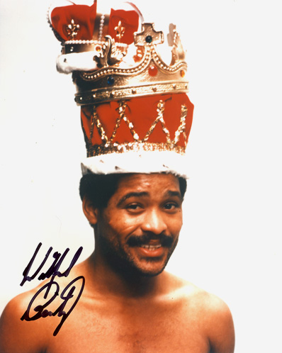 Photo of Boxing – 10 rnd Welterweight Bout – Wilfred Benitez VS Irish Johnny Turner