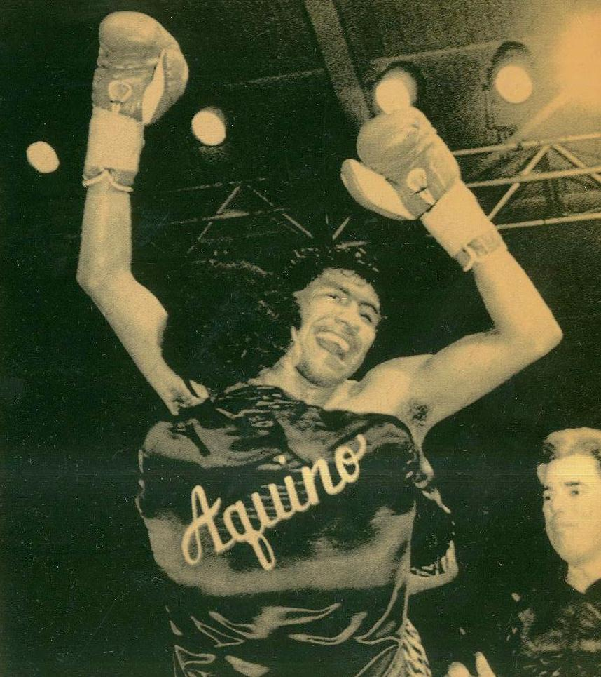 Photo of Boxing – WBC Super Welterweight Title – Duane Thomas VS Lupe Aquino