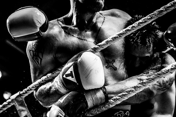 Photo of Boxing – Jr Welterweight Bout – David Taylor VS Al Laddie