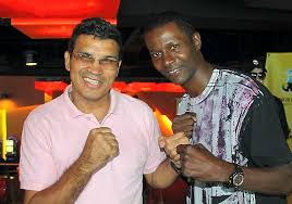 Photo of Boxing – 10 Rnd Welterweight Bout – Mark Breland VS Richard Aguirre