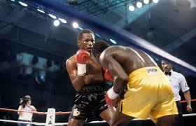 Photo of Boxing – 1987 – USBA Welterwt Title – Donald Curry Vs Carlos Santos