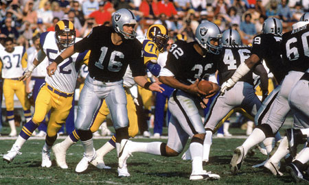 Photo of NFL – ESPN 1985 Monday Night Match Up – Raiders VS Chargers