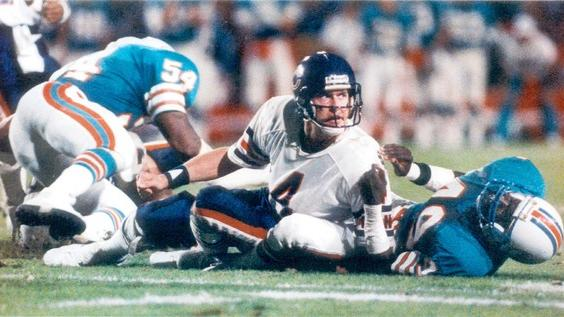 Photo of NFL – 1985 Monday Night Match-Up – Bears VS Dolphins – Part 2