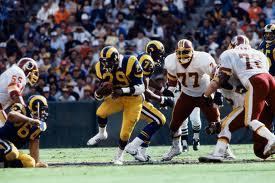 Photo of NFL – 1986 NFC Wild Card – Washington Redskins vs Los Angeles Rams – 1st Half