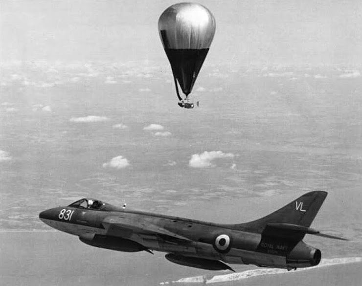 Photo of Special – 1978 Flight Of Double Eagle II – 1st Trans-Atlantic Hot Air Balloon Crossing