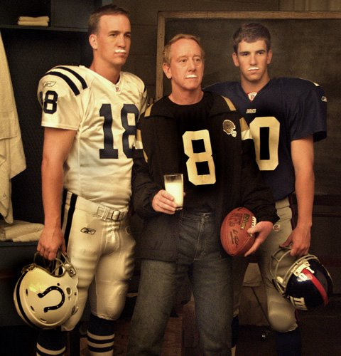 Photo of NFL – Greatest QBs Ever – Saints Archie Manning & Steelers Terry Bradshaw