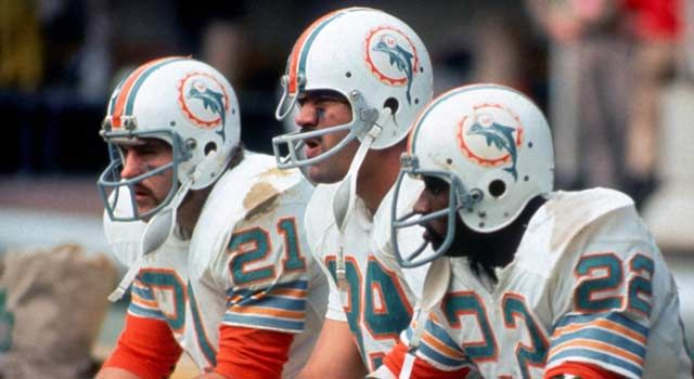Photo of NFL – Toughest Runners – Miami Dolphins Larry Czonka
