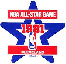 Photo of NBA – 31st All Star Classic – Richfield Coliseum -Bird & Kareem & Dr. J & Iceman