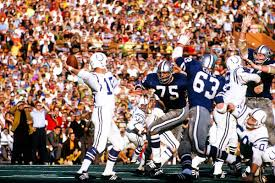 Photo of NFL – The Men Who Played The Game – QB Earl Morrell