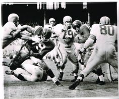 Photo of NFL – Greatest Rivalries – New York Giants VS Cleveland Browns