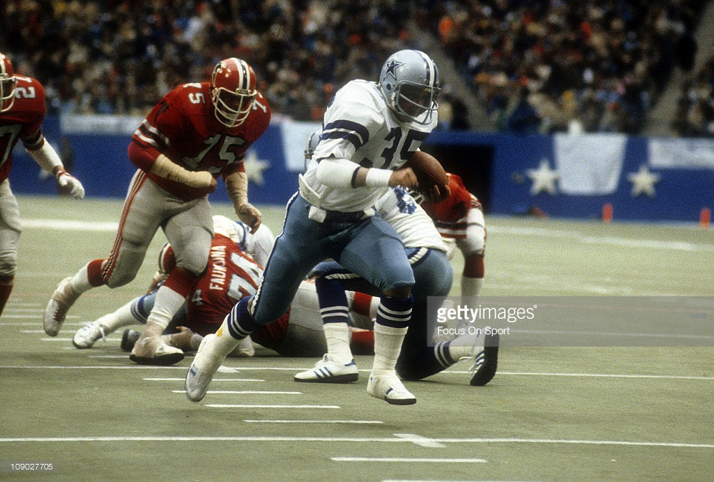 Photo of NFL – Highlights – 1979 Game Of Week – Cowboys VS Falcons – 2nd Half