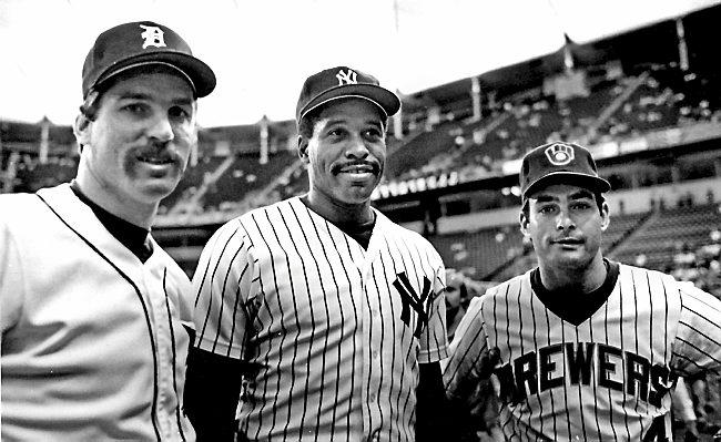 Photo of MLB – 1985 All Star Game – Hubert H. Humphrey Metrodome – 9th Inning