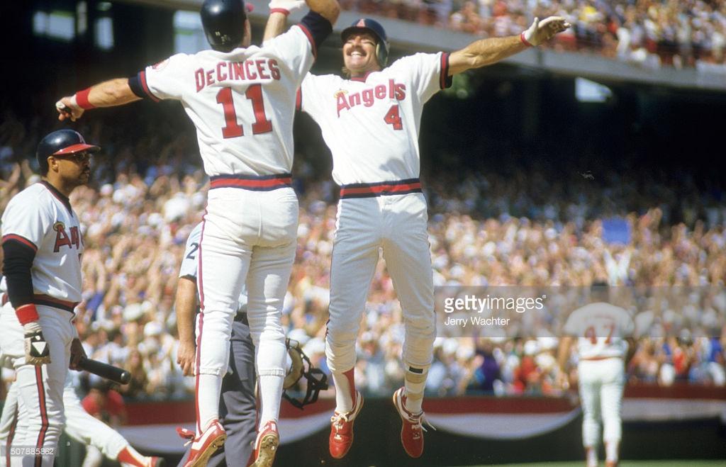 Photo of MLB – 1986 ALCS – Boston Red Sox VS California Angels – Game 4