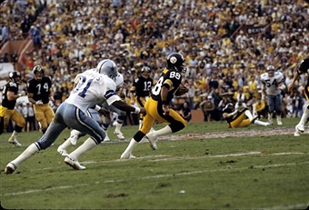 Photo of NFL – Super Bowl XIII – NBC Preview – Cowboys VS Steelers – Steelers WRs VS Cowboys DBs