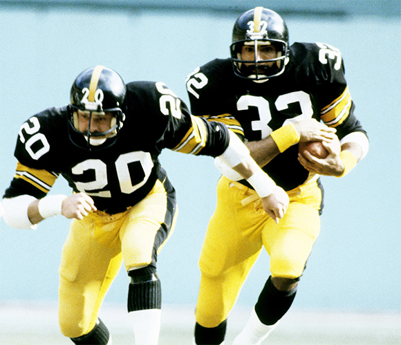 Photo of NFL – Super Bowl XIII – NBC Preview – Cowboys VS Steelers – Offensive Backs & Linebackers