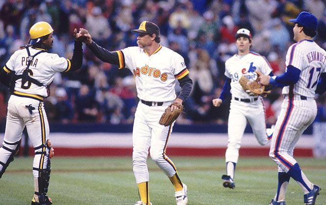 Photo of MLB – 1985 All Star Game – Hubert H Humphrey Metrodome – Innings 1 – 8