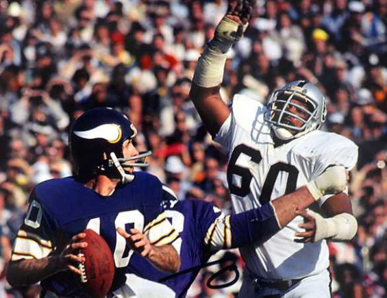 Photo of NFL – Hghilights – Super Bowl XI – Oakland Raiders VS Minnesota Vikings – Part 2