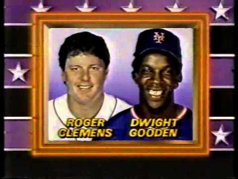 Photo of MLB – 1986 All Star Game – Astrodome – Al Michaels & Jim Palmer & Tim McCarver