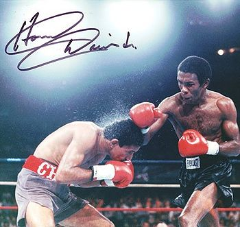 Photo of Boxing – 1984 WBC Lightweight Title – Champ Edwin Rosario VS Howard Davis