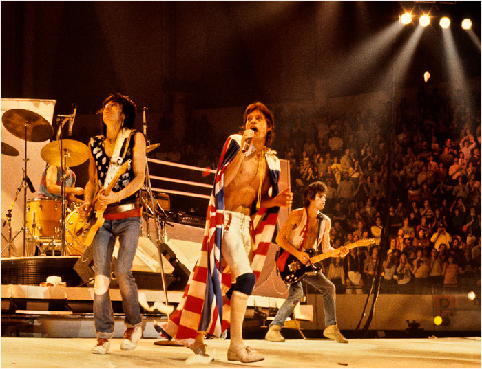 Photo of Music – The Rolling Stones – 1981 Live At The Rose Bowl