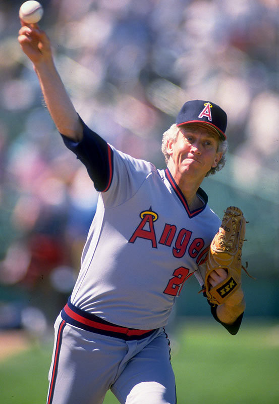 Photo of MLB – June 1986 Game – Texas Rangers VS California Angels – Don Sutton 300th Win