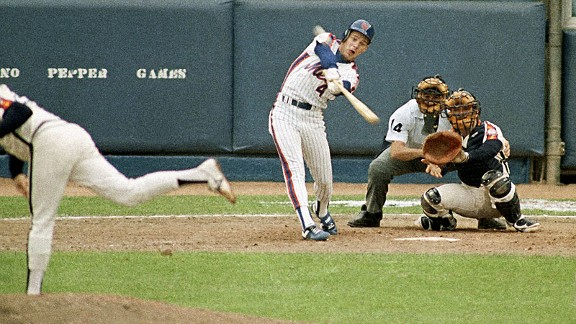 Photo of MLB – 1986 NLCS – Game 5 – Shea Stadium – Mets VS Astros – Innings 5 thru 12