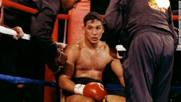 Photo of Boxing – 1985 – 12 Rnd NABF Lightweight Title – Hector Camacho VS Roque Montoya