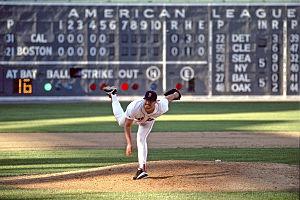 Photo of MLB – 1986 Season – Red Sox VS Angels – Roger Clemens VS Mike Witt – Innings 1 – 4