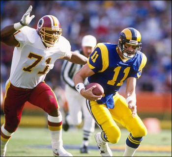 Photo of NFL – 1986 NFC Wild Card Playoffs – Washington Redskins VS Los Angeles Rams