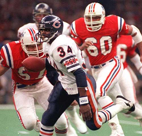 Photo of NFL – 1986 – Super Bowl XX – Chicago Bears VS New England Patriorts – NBC PreGame & 1st Half