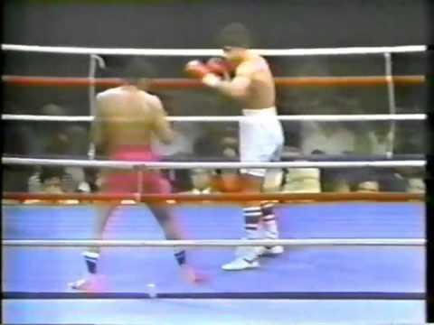 Photo of Boxing – 1983 – 10 Rnd Lightweight Bout – Hector Macho Camacho VS Cubanito Perez