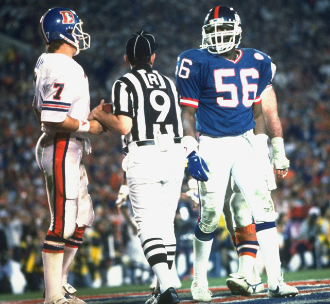 Photo of NFL – 1987 Super Bowl XXI – Broncos VS Giants – With John Madden & Pat Summerall – 2nd Half