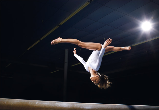 Photo of Gymnastics – Special – 1970 To 1980 – Olga Korbut & Nadia Comaneci & Kurt Thomas – Host Jim McKay