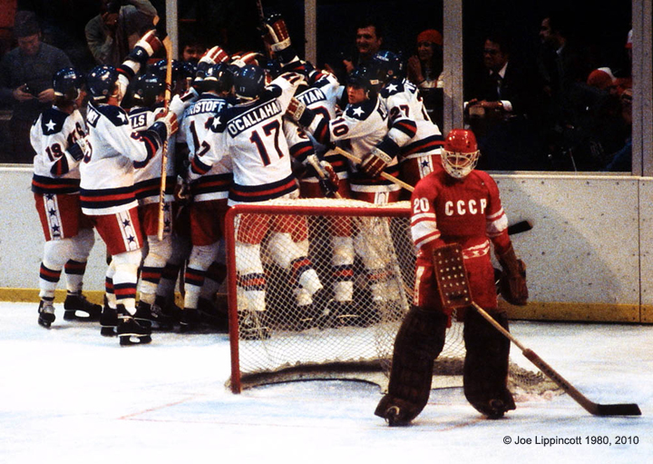 Photo of Olympics – 1980 Lake Placid Olympics – Hockey – USA VS USSR – The Miracle On Ice