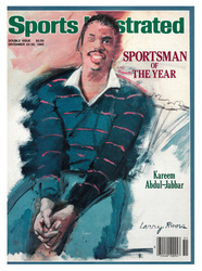 Photo of Sports Special – 1985 – Sports Illustrated Sportsman of the Year Award Ceremony – Host Merlin Olsen