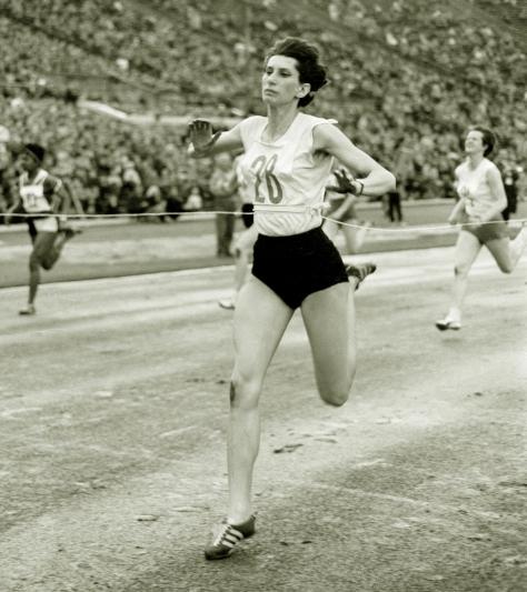 Photo of Olympics – Special – Olympiad – The Rare Ones – Irena Szewinska & Klaus Dibiasi & Pat McCormick & Harrison Dillard
