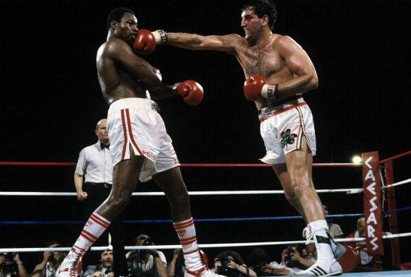 Photo of Boxing – 1982 – 12 Round WBC Heavyweight Title – Larry Holmes VS Gerry Cooney – HBO In Studio Replay