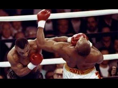 Photo of Boxing – 1986 – 10 Rnd Heavyweight Bout – # 2 Mike Tyson VS # 17 Jose Ribalta