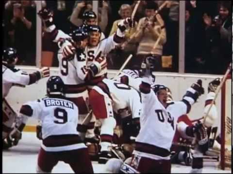 Photo of Olympics – 1980 Lake Placid Winter Games – Closing Night – Highlights Of The Games – Host Jim McKay