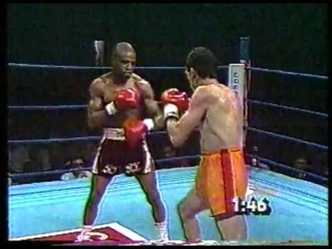Photo of Boxing – 1987 – 10 Round Lightweight Bout – Rocky Lockridge VS Dennis Cruz