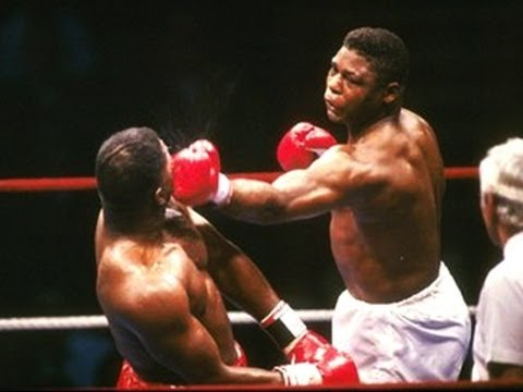 Photo of Boxing – 1985 – 8 Round Heavyweight Bout – Tyrell Biggs VS Sterling Benjamin