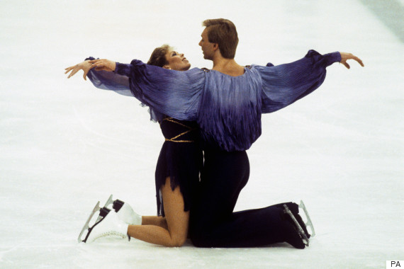 Photo of Olympics – 1984 Sarajevo Olympics – Ice Dancing & Bobsled & Mens Biathlon & Womens Luge & Ski Jump