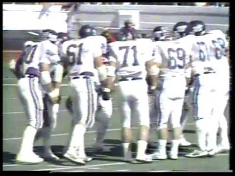 Photo of NCAA Football – 1983 – SWC Game of Week – University of Texas VS TCU