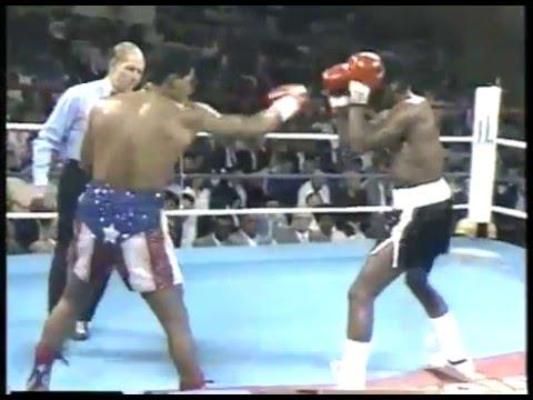 Photo of Boxing – 1987 – 10 Round Lightweight Bout – Hector Macho Camacho VS Howard Davis Jr.