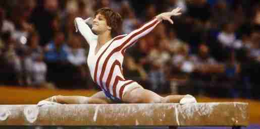 Photo of Special – 1984 – Sports Illustrated Sportsman of the Year – Edwin Moses & Mary Lou Retton