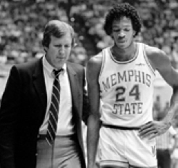 Photo of NCAAM Basketball – 1985 – Midwest Region Semi-Finals – Boston College Eagles VS Memphis State Tigers
