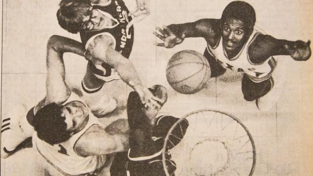 Photo of NCAAM Basketball – 1979 – NBC Game Of The Week – Texas Longhorns VS USC Trojans – 2nd Half
