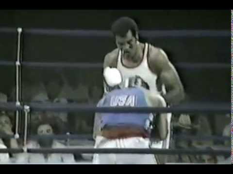 Photo of Boxing – 1979 – Amateur USA VS Cuba – Johnny Bumphus & Jackie Beard & Benard Taylor & Alex Ramos