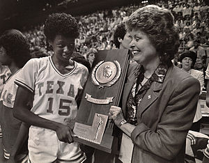Photo of NCAAW Basketball – 1986 – Womens Finals – Texas Lady Longhorns Vs USC Women Of Troy – 1st Half