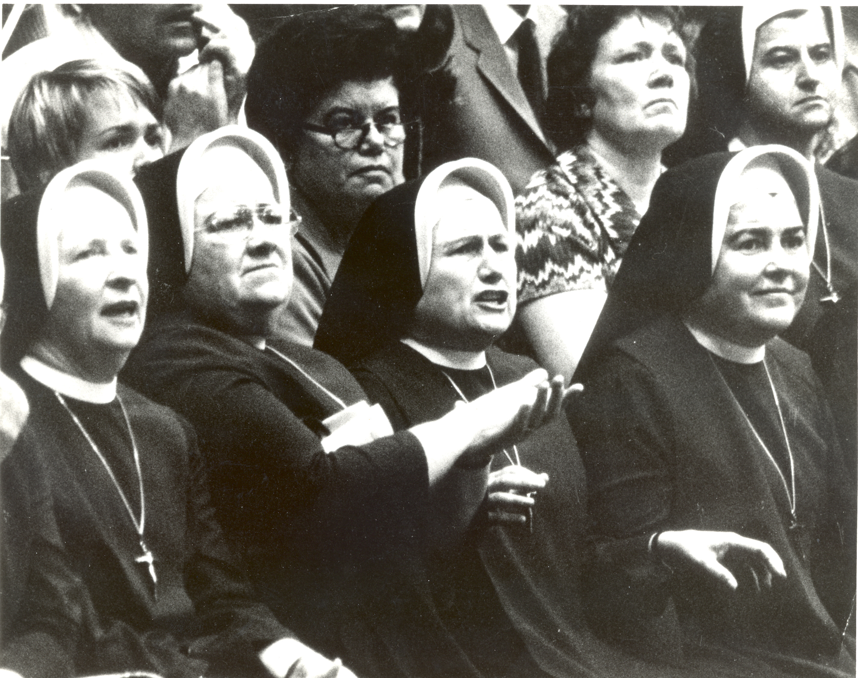Photo of NCAAW Basketball – 1986 – CBS Halftime Of Womens Finals – Immaculata College In The 1970s